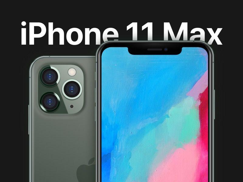 iPhone 11 Mockup Set