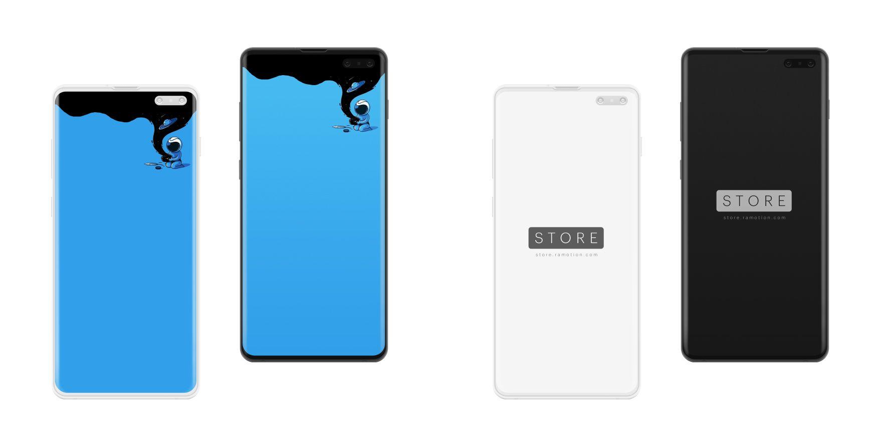 android mockup