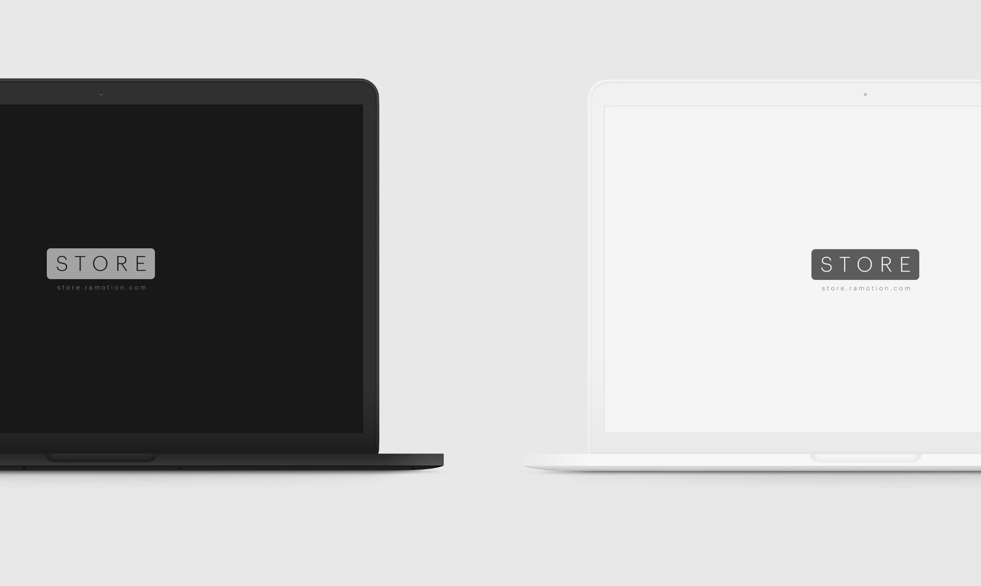 Free MacBook Mockup [PSD, Sketch]