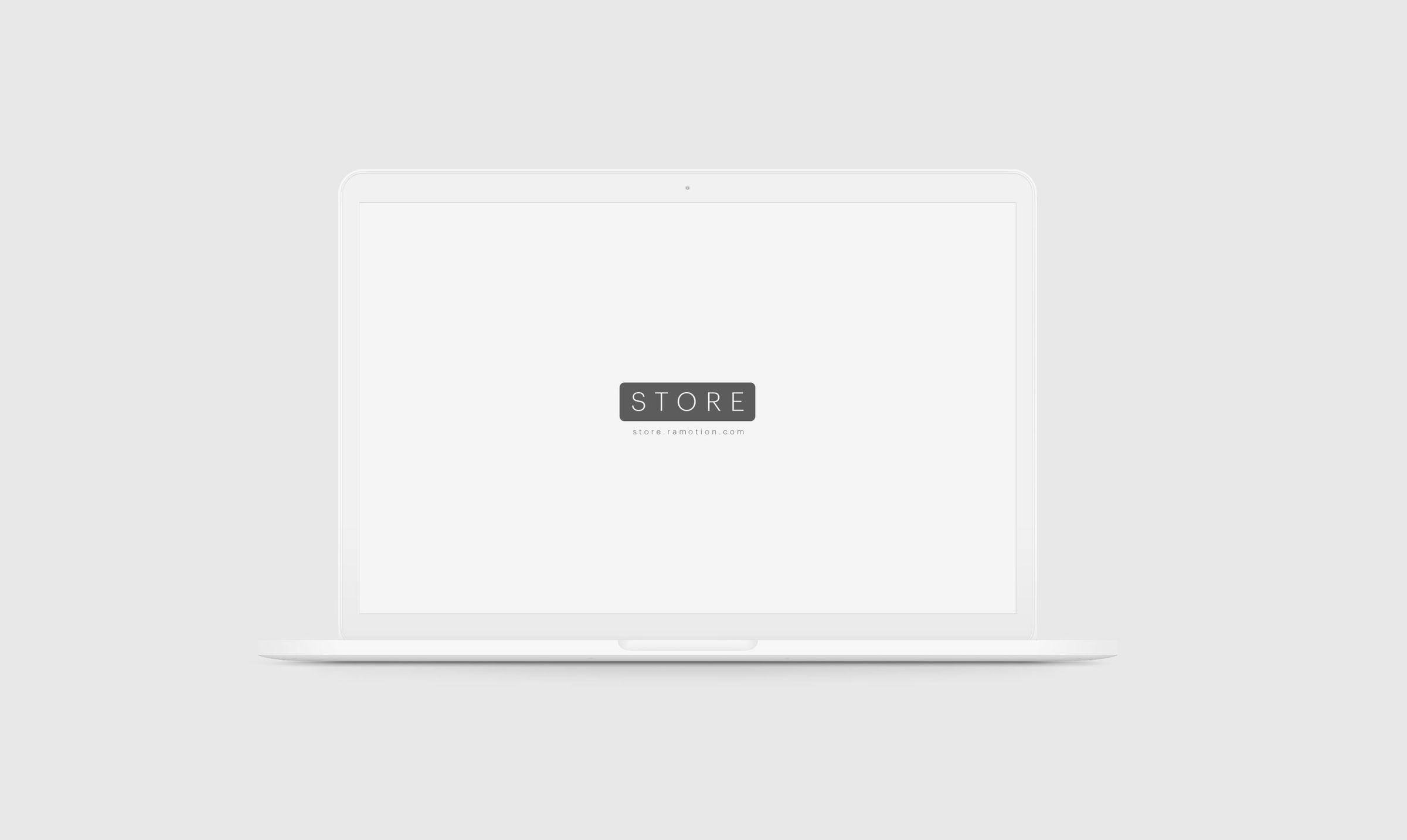 white macbook mockup