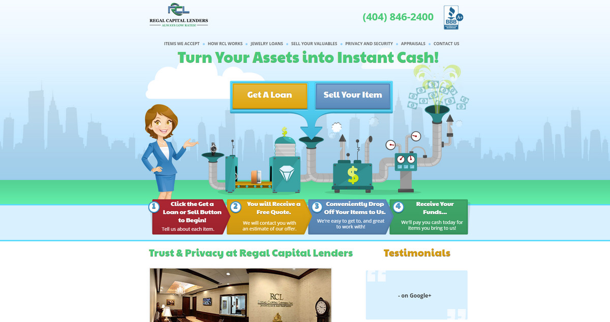 Regal Capital Lenders