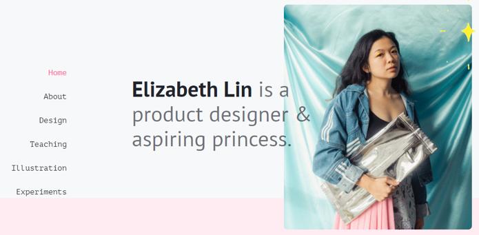 Portfolio of Elizabeth Lin