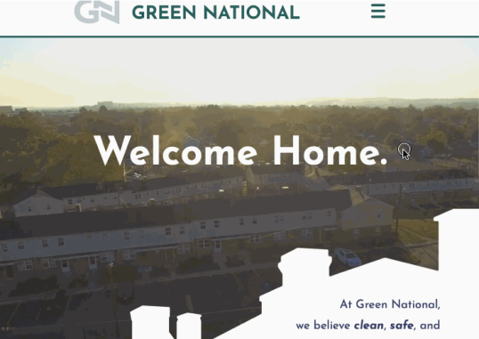 Green National Screenshot