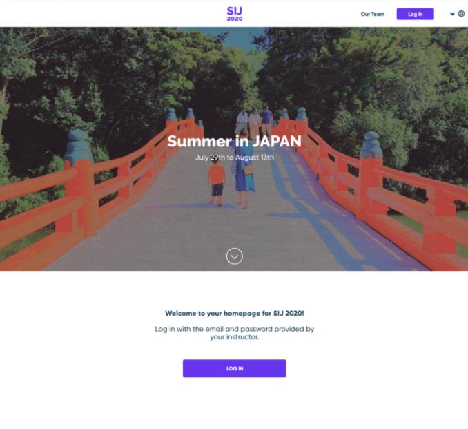 SIJ Homepage