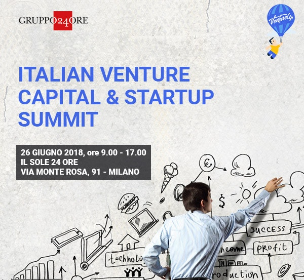 Italian Venture Capital and Startup Summit