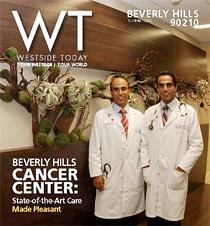 WT Magazine cover