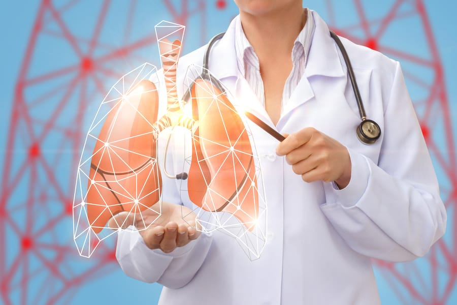 Beverly Hills Cancer Center Blog | Non-invasive SBRT radiation for early stage lung cancers can be a curative alternative to surgical resection.