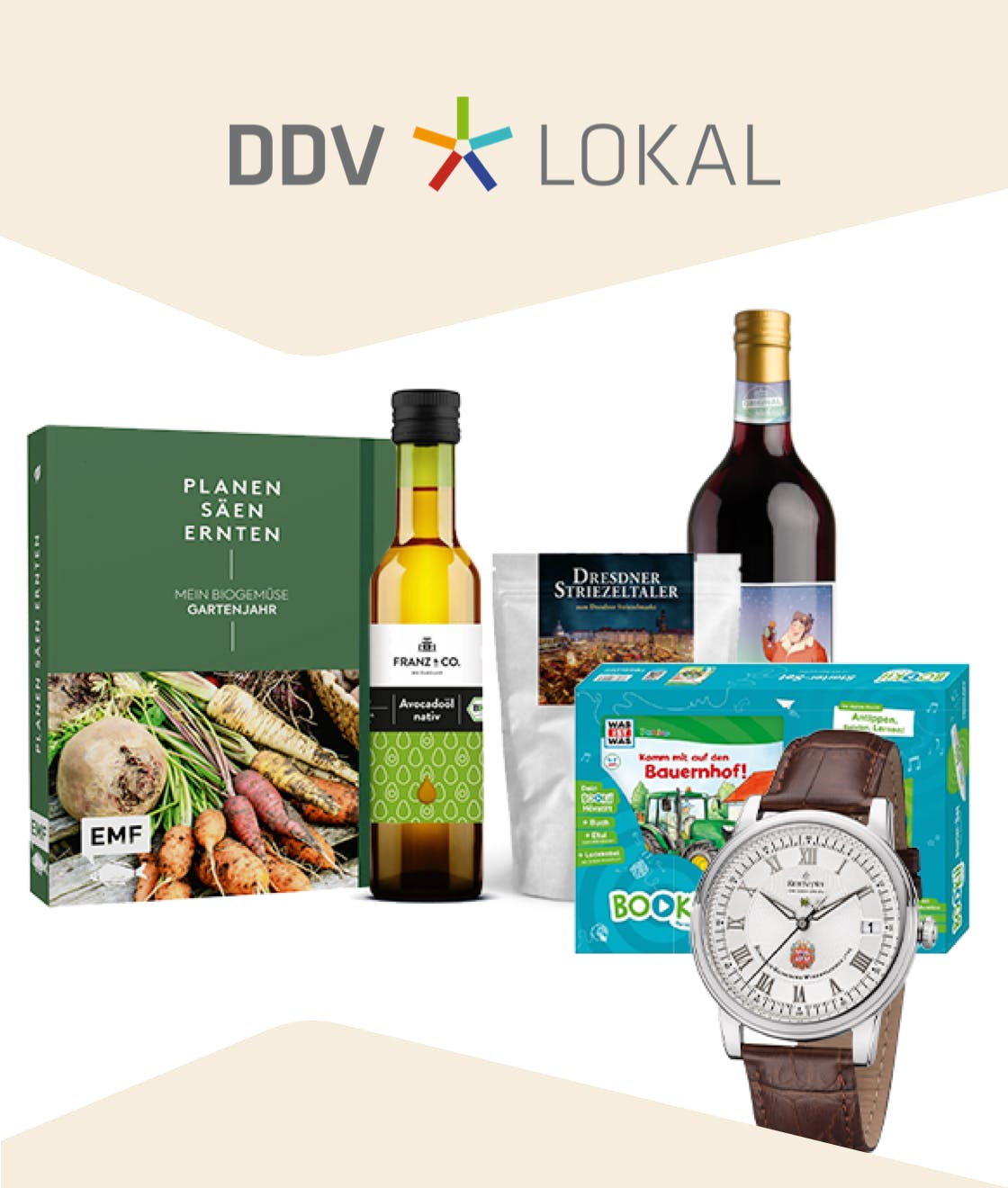 DDV Lokal