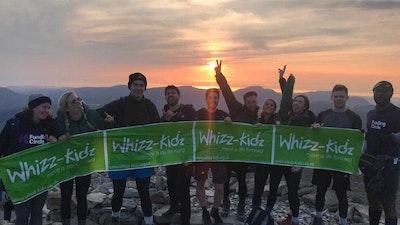 funding circle mountain climb