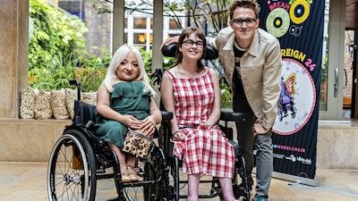 Sam, Hannah & Tom