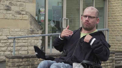 Adam Training Power Wheelchair