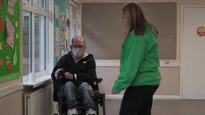 power wheelchair skills training