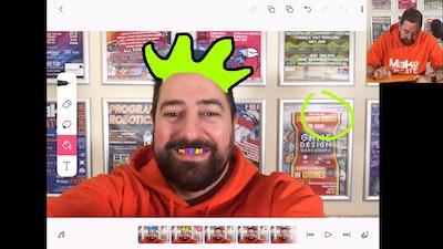 digital animation thumbnail