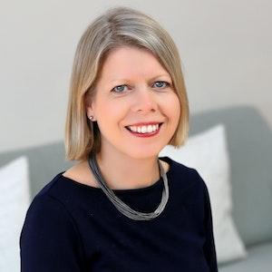 Sarah Pugh CEO - Professional headshot