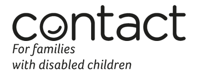 Image shows the logo for Contact