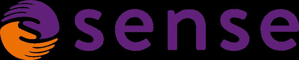 Image shows the logo of Sense