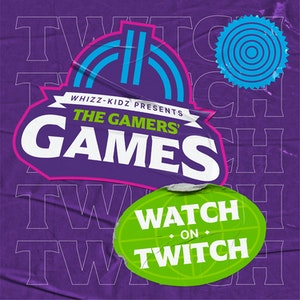 The gamers games logo