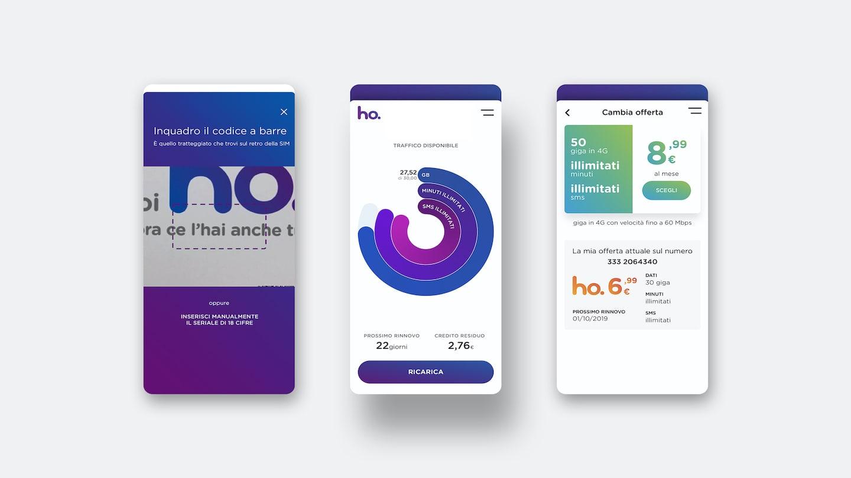 ho mobile app