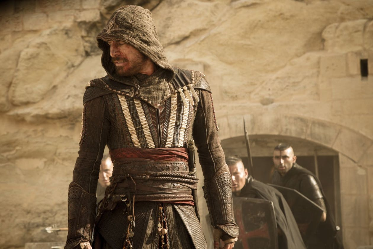 (c) 2016 Twentieth Century Fox Film Corporation and Ubisoft Motion Pictures Assassins Creed. All rights reserved.