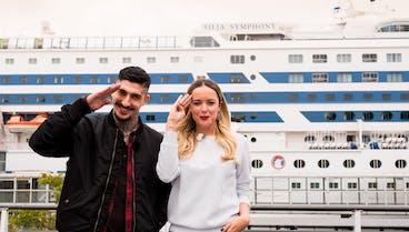 """Am Schiff gehen die Wogen hoch """"Austria's Next Topmodel"""" Donnerstag, 14. Dezember 2017, 20.15 Uhr bei ATV"""