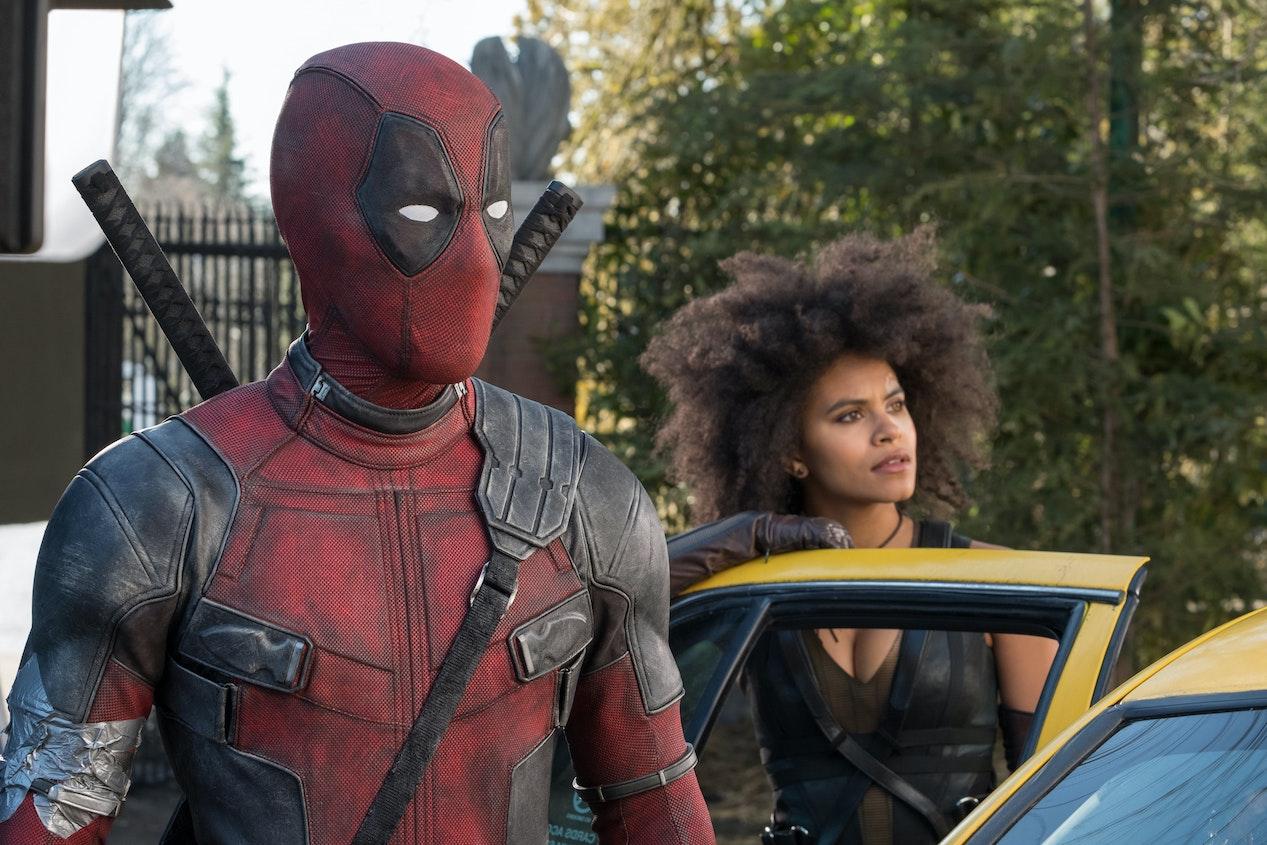 (c) 2018 Twentieth Century Fox Film Corporation. All rights reserved. MARVEL