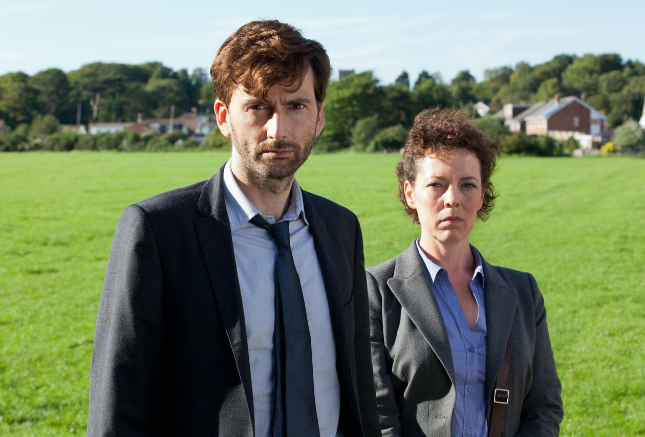 © ITV Network Ltd & Kudos Film and Television Ltd 2013 Colin Sutton