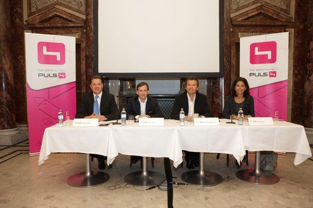 Michael Stix, Oliver Svec, Markus Breitenecker, Sonja Kato
