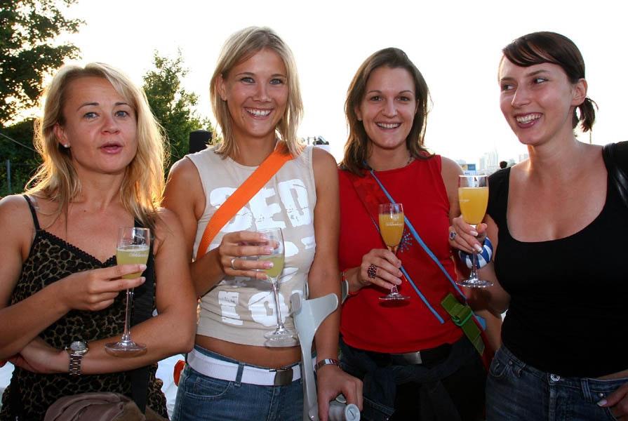 Heidi Konrad, Lisa Posnik, Irene Werschlan, Kathrin Mugrauer / CCP Heye