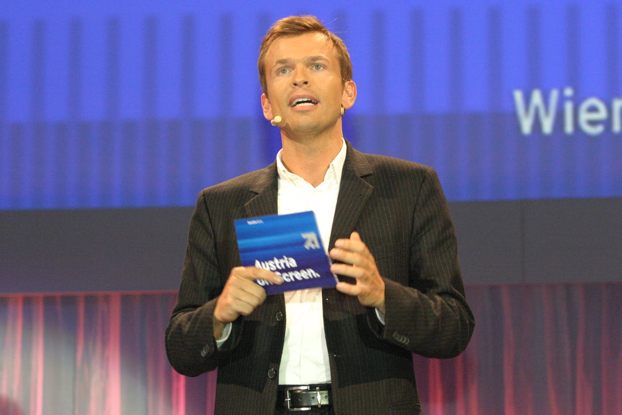 Markus Breitenecker, Geschäftsführer SevenOne Media Copyright: Valerie Loudon