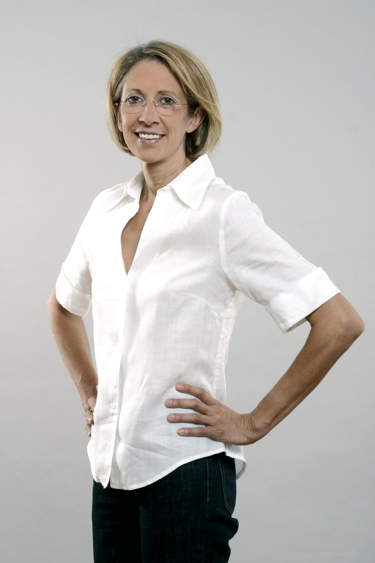 Stefani Bleil, stellvertretende Geschäftsführerin SevenOne Media Austria