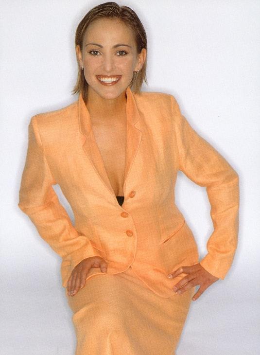 Claudia Hölzl, 2night.tv-Moderatorin