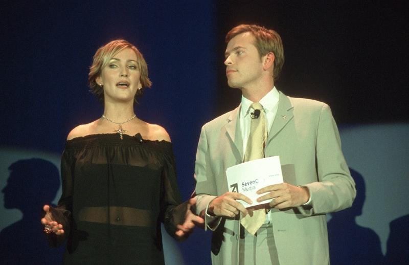 Claudia Hölzl, 2night.tv, und Markus Breitenecker, GF SevenOne Media Austria