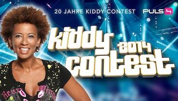 KIDDY CONTEST 2014 auf PULS 4: Die 10 FinalistInnen stehen fest