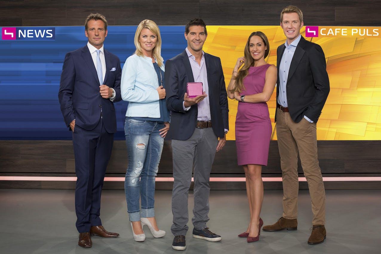 v.l.n.r.: Volker Piesczek, Sabine Mord, Norbert Oberhauser, Bianca Schwarzjirg und Florian Danner (c) Markus Morianz