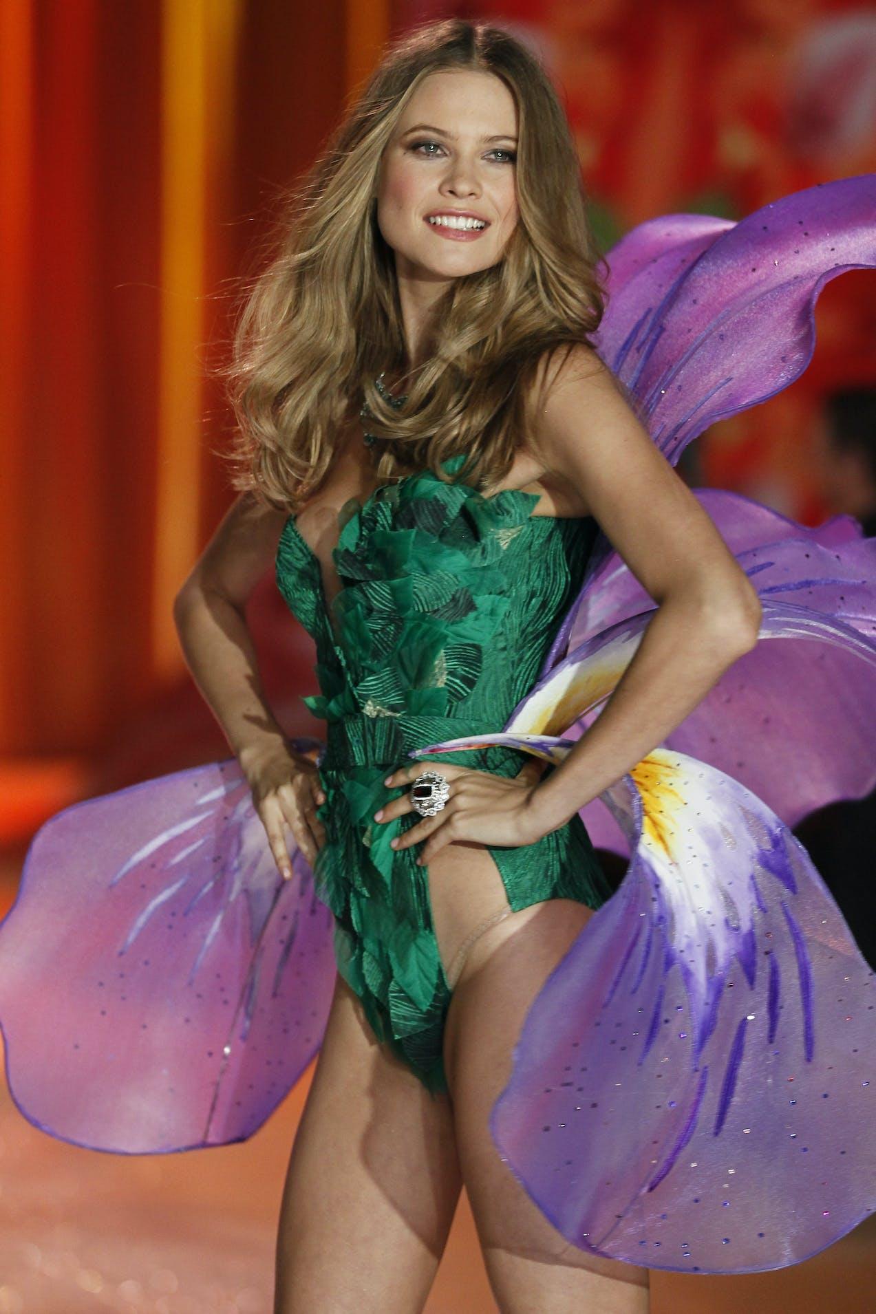 (c) Victoria's Secret Fashion Show 2012/13