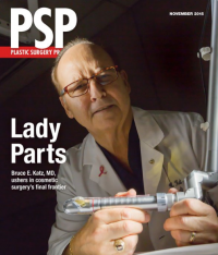 JUVA Skin & Laser Center Blog | Dr. Bruce Katz Featured in Plastic Surgery Practice Magazine