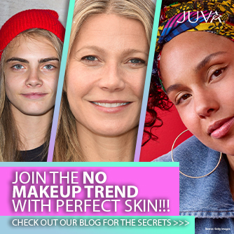 JUVA Skin & Laser Center Blog | The New Wave of Celebrities Baring a Natural Face and Saying Goodbye to Makeup in the Public Spotlight: What's the Cause? Dr. Bruce Katz Has Answers