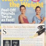 JUVA Skin & Laser Center Blog | Family Circle: Walk off the Weight