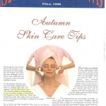 JUVA Skin & Laser Center Blog | Spa Finder News--Fall