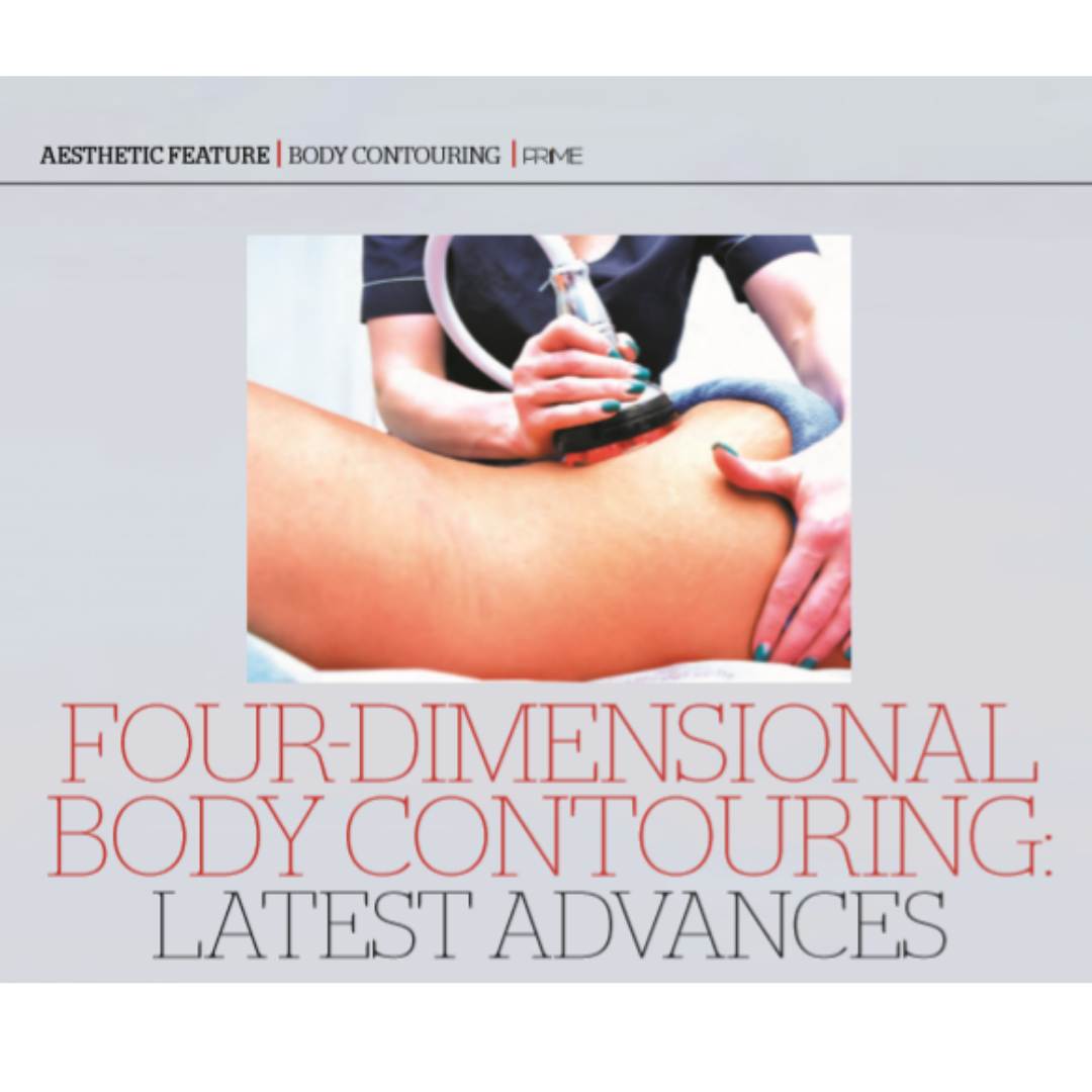 "JUVA Skin & Laser Center Blog | PRIME Journal* features world renowned Dr. Bruce Katz of JUVA Skin & Laser Center about the ""latest advances in four-dimensional body-contouring"