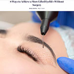 JUVA Skin & Laser Center Blog | Dr. Katz featured in RealSelf for a More Lifted Eyelid Without Surgery