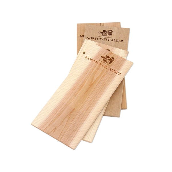 For authentic, Spanish fish dishes that are flavoursome and stylish, look no further than our alder planks. Non-stick. Comes in a pack of two.