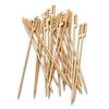 Delicious and authentic kebabs with no washing up. These bamboo kebab skewers are made with sustainable materials, and can be thrown away after use, guilt free.