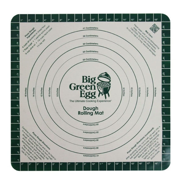 Our silicone mat provides a large, non-slip surface with guides for five crust sizes. Also great for rolling pie crusts, cookie dough or other pastries.
