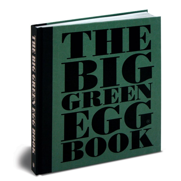 Award-winning chefs and legions of grilling aficionados present a crash-course in EGG cooking. A hard-bound cookbook, bursting with ideas and creative recipes.