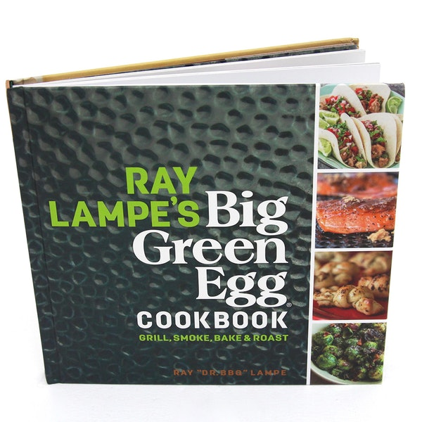 Dr BBQ puts his spin on the Big Green Egg. Page after page of mouth-watering recipes so appealing you'll want to make them again and again.