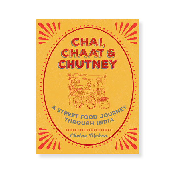 Chetna Makan has taken inspiration from the street and created delicious recipes that are simple to cook at home. A completely fresh take on Indian cuisine.