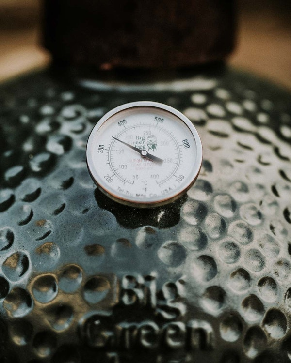 MiniMax Big Green Egg Thermometer