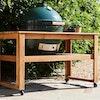 XL Big Green Egg Acacia Table