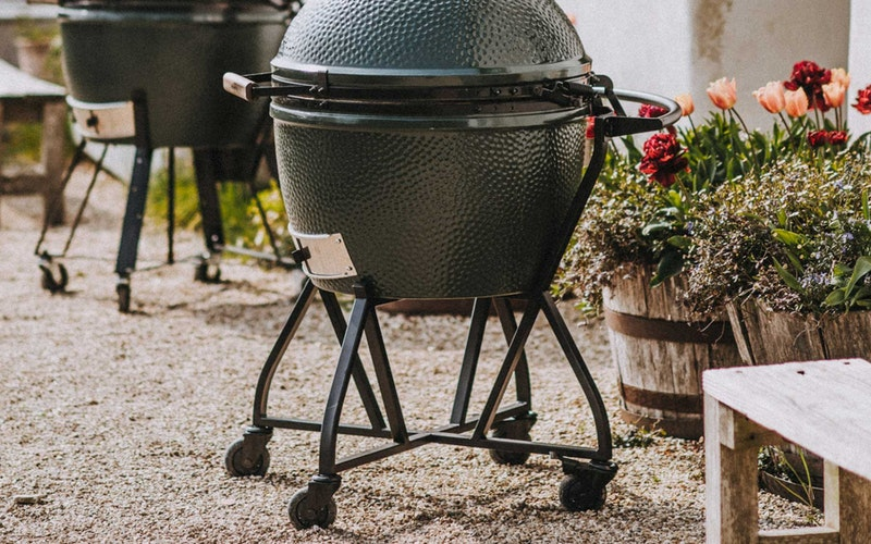 XL Big Green Egg IntEGGrated Nest